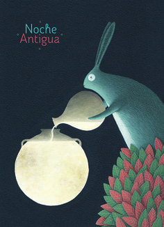 David Daniel Álvarez Hernández - Noche Antigua Aztec Art, Chicano Art, Coffee And Books, Children's Book Illustration, Anime Love, Amazing Art, Childrens Books, Concept Art, Graphic Art
