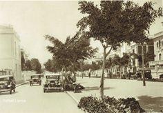 Rambla XI de Febrero.finales anos 20.Santa Cruz