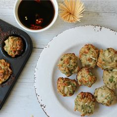 """These Thai Chicken Balls by Dot Vajda have been dubbed the """"best recipe ever"""" - you be the judge!"""