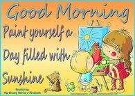 Good Morning :) Wishing you all a Bright and Cheery Day Good Morning Picture, Good Morning Good Night, Morning Pictures, Day For Night, Good Day, New Month, Good Morning Greetings, Fun Cup, For Facebook