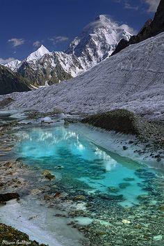 Baltoro Muztagh Range Karakoram, Pakistan