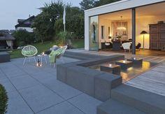 Intervallo Sitzblöcke von Rinn Betonsteine und Natursteine - Rinn Betonsteine und Natursteine