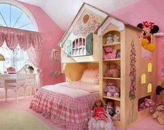 Smart Space Saving Ideas For Creating A Functional And Cheerful 2016 Small  Kid Bedroom   When It Comes To Decorating A Small Bedroom You Should Do  Your ...