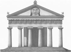THE SPHINX ON THE ROOF: THE MEANING OF THE GREEK TEMPLE ACROTERIA
