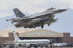 The Aviationist » Focus on Red Flag 15-3: how U.S. forces learn to fight in the unseen battle space