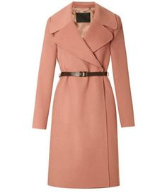 modaoperandi.com - Double-faced Cashmere Belted Coat