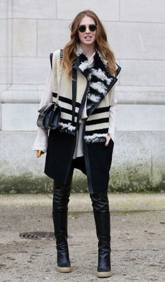 40 Chic Outfit Ideas For Winter