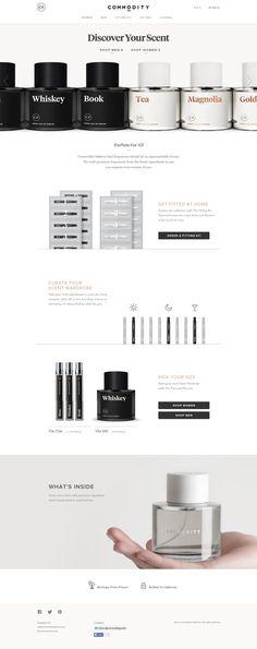 Web Design Guidelines For The Novice Website Designer - Website Hosting Cost Perfume Glamour, Cheap Perfume, Perfume Diesel, Website Design Layout, Website Design Inspiration, Web Layout, Products