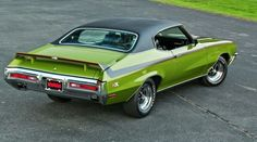 Muscle Cars 1962 to 1972 - Page 603 - High Def Forum - Your High Definition Community & High Definition Resource Retro Cars, Vintage Cars, Muscle Cars, Buick Gsx, Car Man Cave, Buick Cars, Buick Skylark, Old School Cars, Pony Car
