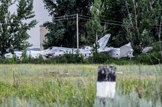 Russian abandoned air force base