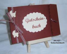 Gutscheinbuch / Album
