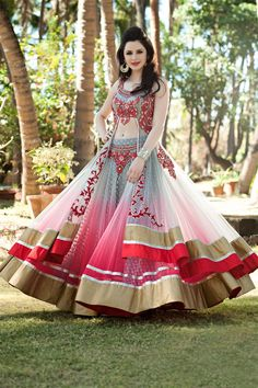 Aalayaa's Designer Lehenga Collections