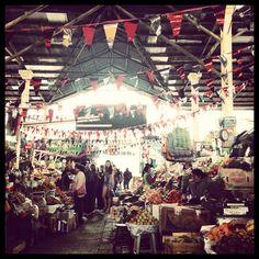 San Pedro market in Cusco - Peru