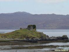 Knock Castle, Clan MacDonald