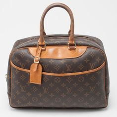 Used Louis Vuitton Deauville In Monogram - Beyond the Rack