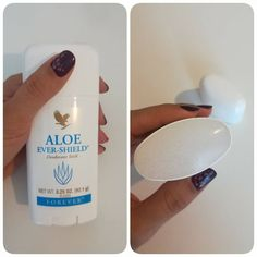 Aloe Vera Aloe Ever-Shield Deodorant Stick Forever Living Aloe Vera, Forever Aloe, Forever Living Products, Deodorant, Skin Care, Makeup Ideas, Amazing, Creative, Corner