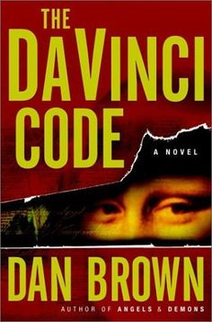 because The Da Vinci Code got so much hype, I resisted reading Dan Brown's Robert Langdon books (Angels & Demons and The Lost Symbol are the others) for years...then found them unexpectedly fascinating.