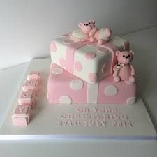 Image result for joint girl boy baptism cake ideas Girl Christening, Boy Baptism, Christening Cakes, Baby Shower Cakes, Toy Chest, Cake Ideas, Salad, Cook, Girls