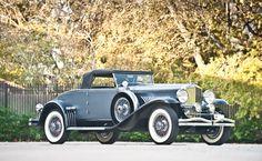1930 Duesenberg Model J Convertible Coupe by Walter M. Murphy Co. - (Duesenberg Automobile & Motors Company, Inc. Auburn, Indiana,1913-1937)