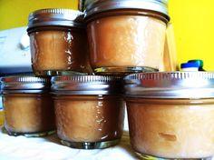 Beurre de pommes à l'érable | Cerises & Gourmandises