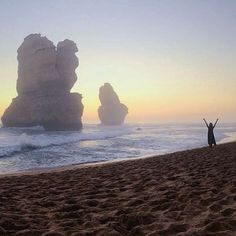 Good Morning Australia!!  The 12 Apostles through the eyes of @csalt_travels - watch for her guest blog coming soon on our Facebook page . Flights on S A L E now book online http://ift.tt/1UvERHp #holidays #travel #australia #12apostles #travelblog #blog #sale #flight #explore #wanderlust #kaleidoscopictravel by kaleidoscopictravel http://ift.tt/1ijk11S