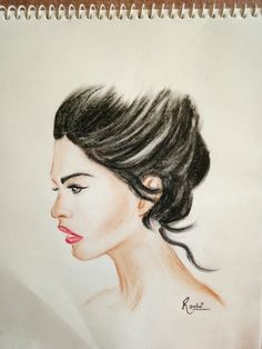 Soft chalk pastels drawing.. Pastel Drawing, Chalk Pastels, Artsy, Portrait, Drawings, Headshot Photography, Portrait Paintings, Sketches, Drawing
