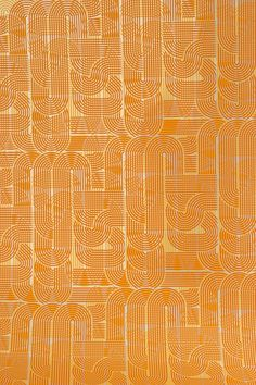 Circuit  wallpaper by Flavor Paper