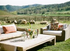 Hammersky Vineyards wedding | photo by The Why We Love | 100 Layer Cake