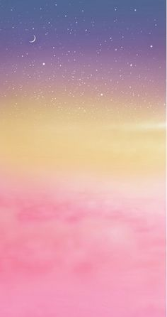 Ciel romantique - P& Style - Fond photo Pastel Iphone Wallpaper, Watercolor Wallpaper, Rainbow Wallpaper, Iphone Background Wallpaper, Kawaii Wallpaper, Tumblr Wallpaper, Cellphone Wallpaper, Galaxy Wallpaper, Glitter Wallpaper