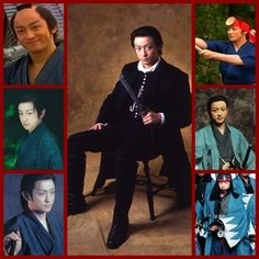 Yamamoto Koji as my favourite Shinsengumi, Hijikata Toshizo <3