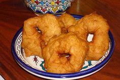 Sfenj Recipe - Moroccan Doughnuts or Fritters