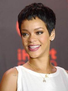The Chameleon Crop #Rihanna