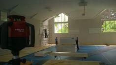 Cranford House School Sports Hall, Moulsford, Oxfordshire, UK