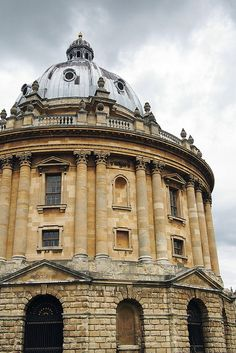 Oxford by What Katie Does, via Flickr