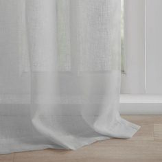 Shop for Madison Park Florah Floral Embellished Cuff Tab Top Solid Window Panel. Get free delivery On EVERYTHING* Overstock - Your Online Home Decor Outlet Store! Tab Top Curtains, Drapes Curtains, Nursery Curtains Girl, Sheer Drapes, Thing 1, Window Panels, Shabby Chic Homes, Home Decor Outlet, Floral Tops