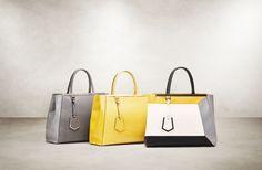 FENDI WOMAN SPRING SUMMER 2013 BAGS FASHION STYLES