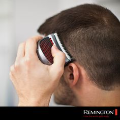 Con el corte quick de Remington podrás obtener un look irresistible. #hair #haircut #style #cool #swag