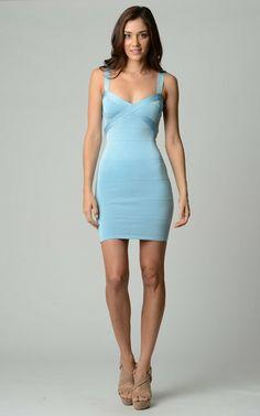 Dress-Aqua