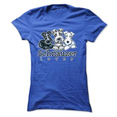 Schnauzer Lover...T-Shirt or Hoodie click to see here>> https://www.sunfrog.com/No-Category/Schnauzer-Lover-T-shirt-D01-7289-RoyalBlue-42446337-Ladies.html?3618