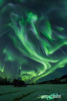 Auroras Taken by Marketa S Murray on October 25, 2016 @ Fairbanks - Alaska