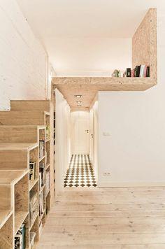 quel matériaux choisir pour fabriquer un escalier en bois