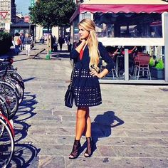 How to Chic: ELEONORA SEBASTIANI STYLE - 11 OUTFITS