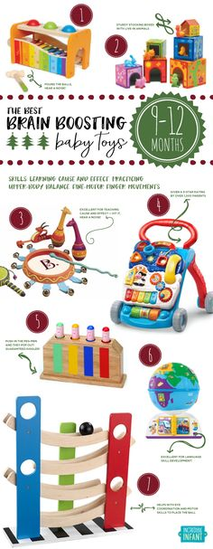 There's a reason why these toys were given awards. Not only will your baby love them, they will HELP your baby's brain grow! http://incredibleinfant.com/sweet-stuff/best-baby-toys-2013/?utm_campaign=coschedule&utm_source=pinterest&utm_medium=Incredible%20Infant%20%28Heather%20Taylor%29&utm_content=The%20Best%20Brain%20Boosting%20Baby%20Toys%3A%20a%20Just-in-Time%20Buying%20Guide%20for%20Parents