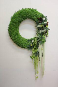 Drippy Wreath