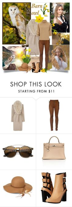 """""""Spring is coming..."""" by reka97 ❤ liked on Polyvore featuring Warehouse, Magda Butrym, Alba Botanica, Steve Madden, Kat Maconie and J.W. Anderson"""