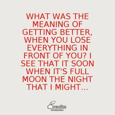 Losing Everything, You And I, Meant To Be, Quotes, You And Me, Qoutes, Dating, Tu Y Yo, Quotations