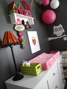 Grace's Modern Owl Nursery « Project Nursery