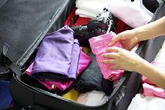 A mala de viagem ideal