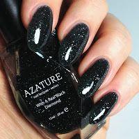 Glittering world: Million Dollar Manicure.