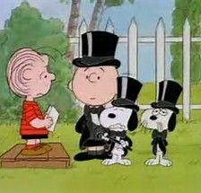 snoopy's getting married charlie brown 1985